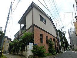 埼玉県さいたま市浦和区常盤4丁目の賃貸アパートの外観