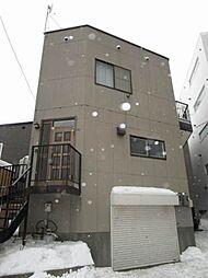 [一戸建] 北海道札幌市厚別区厚別中央二条3丁目 の賃貸【/】の外観