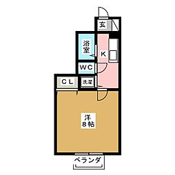 八木山動物公園駅 4.1万円