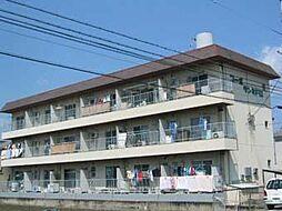 コーポサンミドロ[3階]の外観