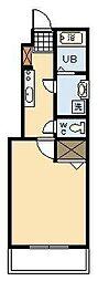 スイートアリッサム[1階]の間取り