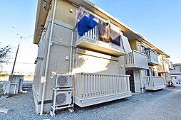 ハイム・Mori[2階]の外観