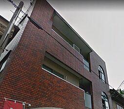 大阪府大阪市生野区中川東1丁目の賃貸マンションの外観