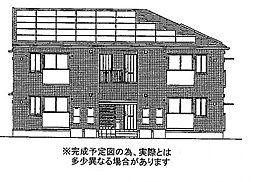 D maison 津島[1階]の外観