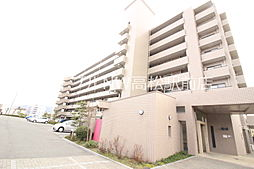 香川県高松市高松町の賃貸マンションの外観