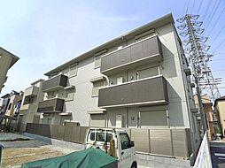 キャレ・メゾンIII[1階]の外観
