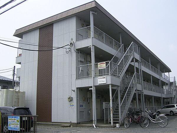 東京都羽村市栄町1丁目の賃貸マンション