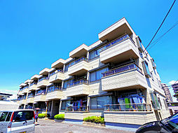 埼玉県所沢市上新井1丁目の賃貸マンションの外観