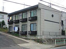 アムール鶴川[1階]の外観