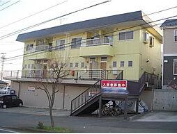 神奈川県厚木市金田の賃貸マンションの外観
