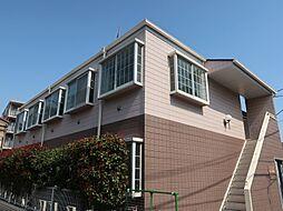 東京都足立区西新井本町1丁目の賃貸アパートの外観