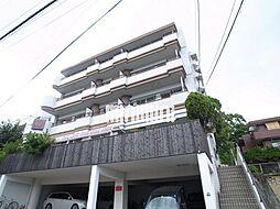ヒューゲル多賀[3階]の外観