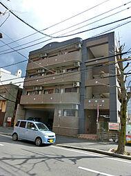 福岡県北九州市八幡東区西本町3丁目の賃貸マンションの外観