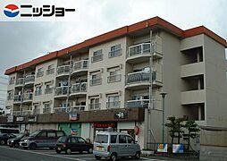 池浦ビル[3階]の外観