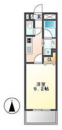 CHIKUSA AVANT-GARDE PLEACE[14階]の間取り