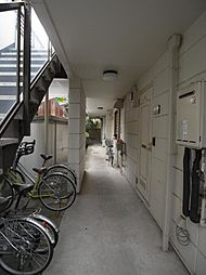 埼玉県川越市仙波町1丁目の賃貸マンションの外観