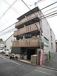 京都府京都市左京区讃州寺町の賃貸マンションの外観