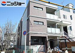 CASA・BE[1階]の外観