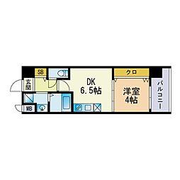 千代県庁口駅 5.9万円