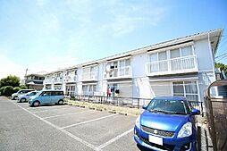 千葉県柏市布施の賃貸アパートの外観