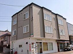 プラザ福住[2階]の外観