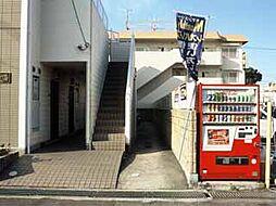 兵庫県明石市魚住町住吉1丁目の賃貸アパートの外観