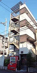 京都府京都市伏見区新町11丁目の賃貸マンションの外観