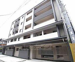 京都府京都市上京区石薬師通河原町西入栄町の賃貸マンションの外観