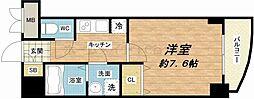 S-RESIDENCE Hommachi Marks[10階]の間取り