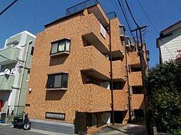 神奈川県川崎市宮前区宮前平2丁目の賃貸マンションの外観