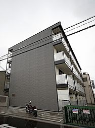 大阪府大阪市大正区三軒家西2丁目の賃貸マンションの外観