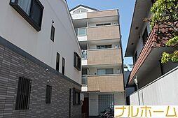 大阪府大阪市平野区長吉長原西2丁目の賃貸マンションの外観