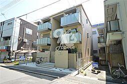 兵庫県神戸市長田区御船通1丁目の賃貸マンションの外観