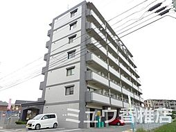 福岡県福岡市東区三苫7丁目の賃貸マンションの外観