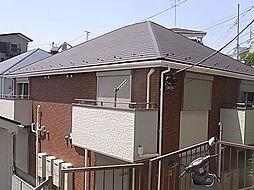 プランドール横濱[2階]の外観