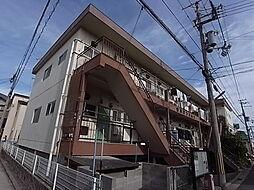 兵庫県明石市林崎町2丁目の賃貸マンションの外観