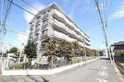 埼玉県川口市領家2丁目の賃貸マンションの外観