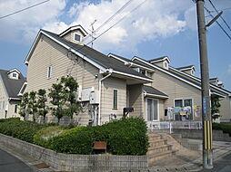 [テラスハウス] 奈良県奈良市朱雀2丁目 の賃貸【奈良県 / 奈良市】の外観