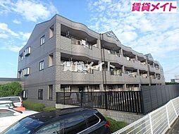 三重県松阪市塚本町の賃貸マンションの外観
