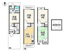 東海道・山陽本線 向日町駅 徒歩15分