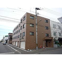 北海道札幌市中央区北3条東7丁目の賃貸マンションの外観