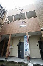 福岡県福岡市博多区住吉5丁目の賃貸アパートの外観