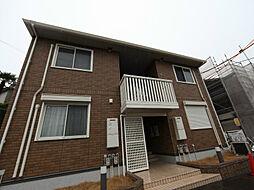 愛知県名古屋市千種区赤坂町6丁目の賃貸アパートの外観