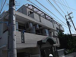 ジョイフル亀有[208号室]の外観