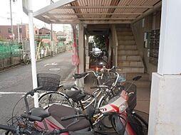 シャンポール鶴見[3階]の外観