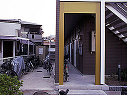 兵庫県高砂市伊保港町1丁目の賃貸アパートの外観