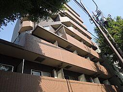 東京都世田谷区野沢2丁目の賃貸マンションの外観