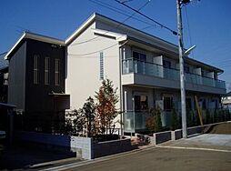 東京都狛江市和泉本町1丁目の賃貸アパートの外観