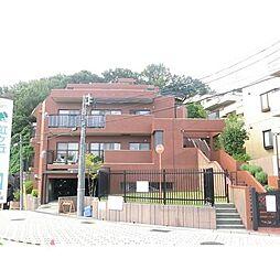 東山台スカイマンション[7階]の外観