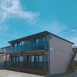 JR鹿児島本線 隈之城駅 徒歩15分の賃貸アパート